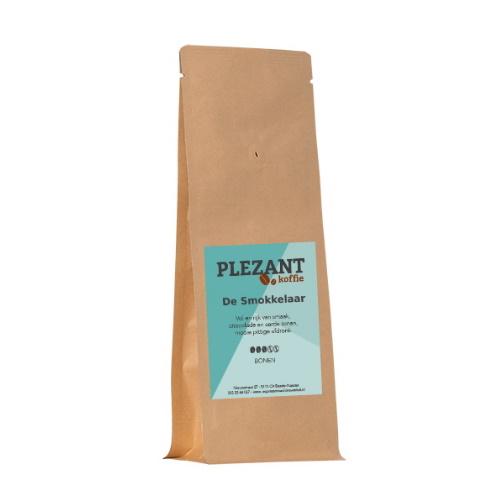 Plezant Koffie De Smokkelaar 500 gram