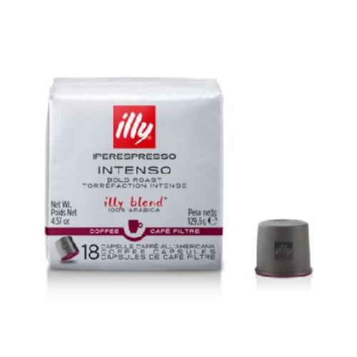 illy Filter Koffiecapsules Intenso