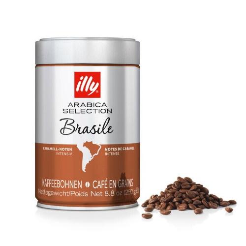 illy koffiebonen Brazil