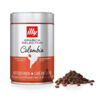 illy koffiebonen Colombia