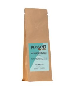 Plezant Koffie De Smokkelaar Intens 1000 gram