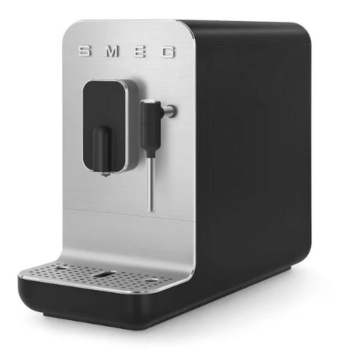 SMEG BCC02BLMEU volautomaat zwart