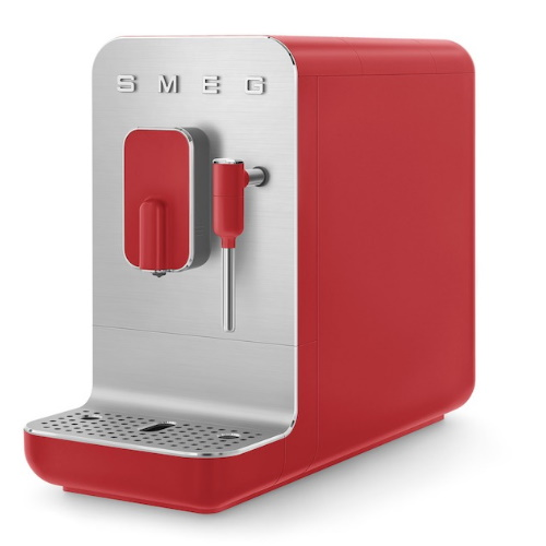 SMEG BCC02RDMEU volautomaat rood