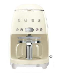 SMEG Filterkoffiemachine Creme