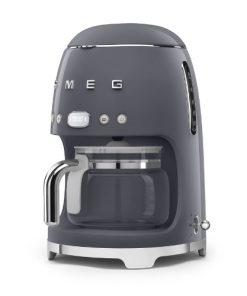 SMEG Filterkoffiemachine Lei Grijs