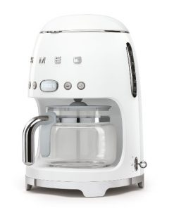 SMEG Filterkoffiemachine Wit