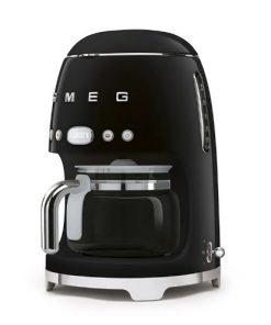 SMEG filterkoffiemachine zwart