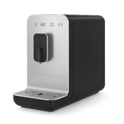 SMEG Volautomaat zwart