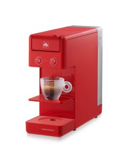 illy Y3 iperespresso rood