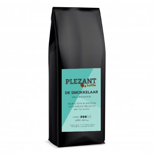 Plezant Koffie De Smokkelaar Snelfilter Rood