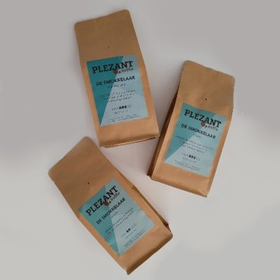 Plezant Koffie De Smokkelaar Proefpakket 250 gram