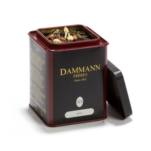 Dammann Frères thee blik Bali