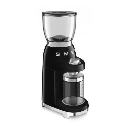 SMEG Koffiemolen zwart