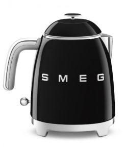 SMEG Waterkoker mini Zwart