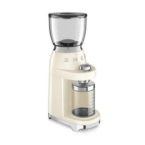 SMEG Koffiemolen Creme