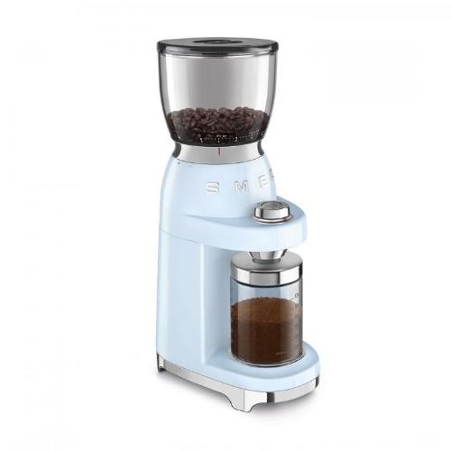 SMEG Koffiemolen Pastelblauw