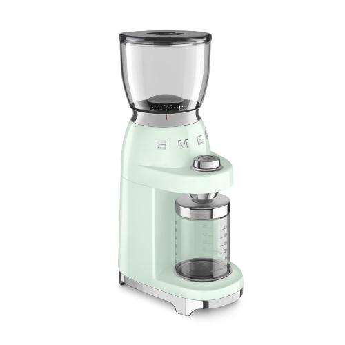 SMEG koffiemolen Watergroen