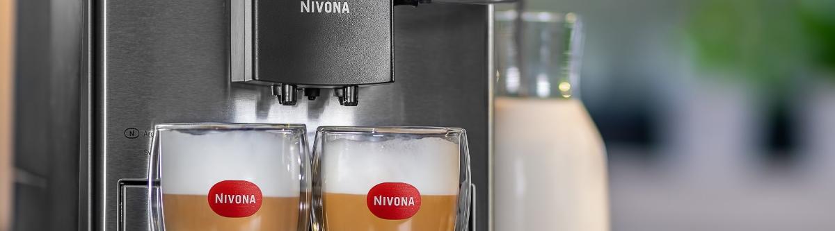 Nieuwe nivona koffiemachines